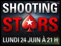 PokerStars : Shooting Stars, 2000 Euro en misant sur une Star
