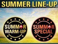 PokerStars présente son Summer Line-Up à 150 000 Euro