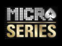 PokerStars Micro Séries : 50 Tournois et 700 000 Euro