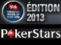PokerStars : participez aux Heads-Up Masters 2013