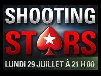 PokerStars : Shooting Stars, 10 000 Euro et Tatiana Golovin