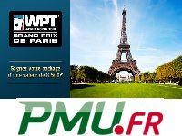 PMU Poker : gagnez des Packages WPT Paris à 8500 Euro