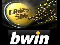 Bwin Poker lance les Crazy SNG jusqu'à la fin du mois
