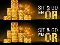 PokerStars : 1000 Sit & Go en Or et 50 000 Euro en plus
