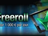 Le Grand Freeroll d'Everest Poker