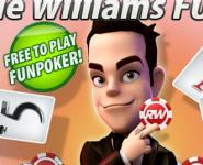 Poker : Robbie Williams lance sa salle
