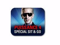 PokerStars : Puissance 4 Spécial Sit & Go avec ElkY