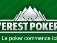 Everest Poker récompense le parrainage