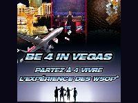 Poker : emmenez 3 amis aux WSOP 2012
