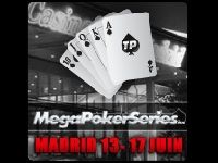 Turbo Poker vous emmène aux Mega Poker Series de Madrid