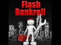 Turbo Poker présente Flash Bankroll