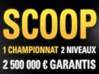 PokerStars lance les SCOOP !