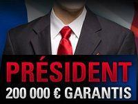 PokerStars : 30 000 Euro pour « Le Président » ?