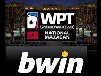 WPT Mazagan : Maroc et Poker avec Bwin Poker ?