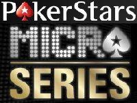PokerStars Micro Series : 50 Tournois et 600 000 Euro