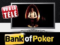Bank of Poker : 17 000 Euro reversés en 35 jours