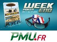 PMU Poker : un Week-end Poker dans le Sud de la France ?