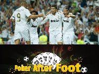 Bwin Poker : avec le Real aux USA en jouant après Espagne-Irlande ?