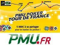 PMU Poker fait son Tour de France (21 Tournois, 5000 Euro)