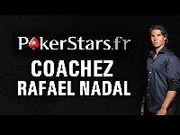 PokerStars : l'ambition mondiale de Rafael Nadal ?