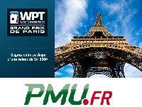 PMU Poker : gagner un Package WPT Paris à 10 000 Euro ?