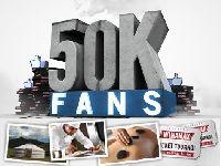 Poker : Freeroll pour les 50 000 Fans Facebook de Winamax