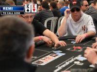 Poker : Rémi Gaillard provoque ses adversaires