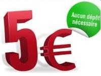 Poker en Ligne Gratuit sur Winamax - 5euro Offert