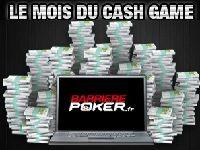 Barrière Poker : 100 000 Euro pour Le Mois du Cash Game
