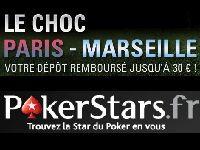 PokerStars : pronostiquez sur PSG/OM en Coupe de la Ligue