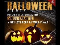 Winamax Poker : une Halloween Party dotée de 5000 Euro