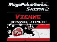 Turbo Poker : découvrez Vienne pour les Mega Poker Series