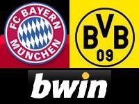 Bwin Poker : suivez Bayern Munich - Dortmund depuis les Loges