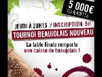 Poker : ce soir, Winamax célèbre le Beaujolais Nouveau