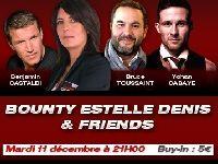 Barrière Poker : Bounty Estelle Denis avec Yohan Cabaye