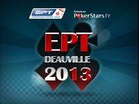 Everest Poker vous invite à l'EPT Deauville 2013
