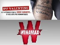 Winamax Poker : Tournoi No Valentine, 5000 Euro et des cadeaux