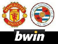 Bwin Poker : 2 places VIP pour Manchester United - Reading
