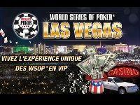 Barrière Poker vous invite aux WSOP du 5 au 7 Juillet 2013