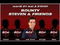 Barrière Poker : ce soir, Tournoi Bounty avec Steven Moreau