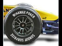 Winamax vous offre 50 000 Euro et 10 tours en Formule 1