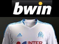 Bwin Poker devient partenaire de l'Olympique de Marseille