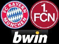 Bwin Poker : Bayern Munich - FC Nuremberg en Loge VIP ?