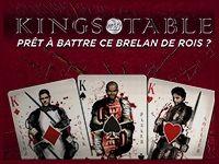 Everest Poker met 15 000 Euro en jeu pour les Kings Table