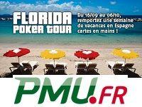 PMU Poker : participez au Florida Poker Tour sur la Costa Brava