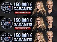 PokerStars : Sunday Spécial à 150 000 Euro ce dimanche