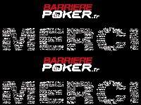 Barrière Poker ferme et dit Merci à ses membres