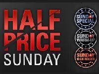 PokerStars : 50% de réduction le dimanche 13 Octobre 2013