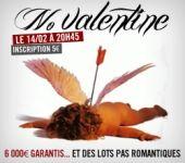 Saint-Valentin : Winamax console les célibataires
