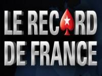 Tournoi Record de France sur Pokerstars !